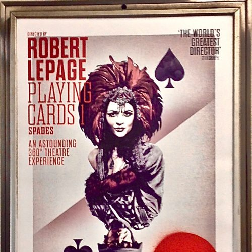 Playing Cards - Robert Lepage